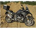 Test motocyklu BMW R 1200 GS 2017